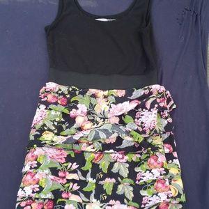 Summer Fun Layered Dress